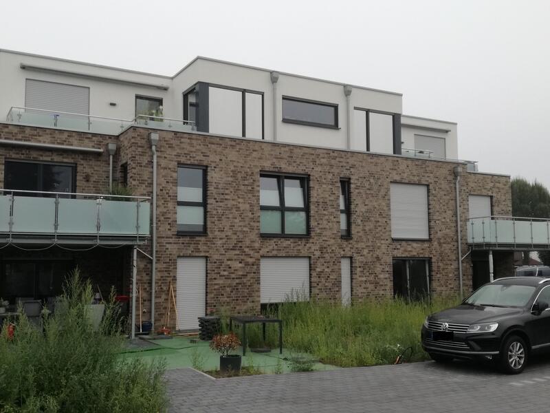 Mehrfamilienhaus in Greven