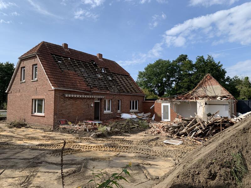 Wohnhaus Tecklenburger Straße